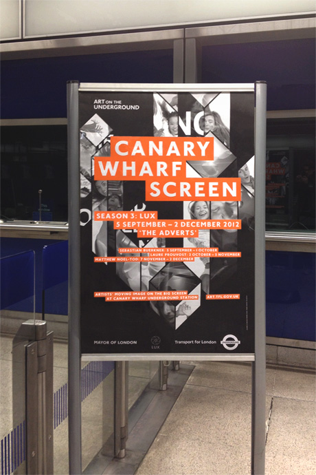 Canary Wharf Screen: Season 3 1