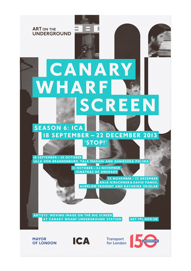 Canary Wharf Screen: Season 6 1