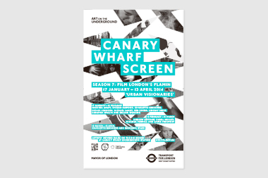 Canary Wharf Screen: Season 7