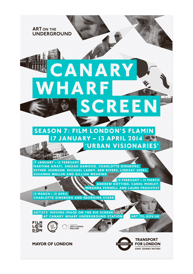 Canary Wharf Screen: Season 7 1