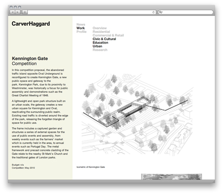Carver Haggard Architects 1