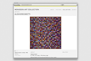 Monsoon Art Collection