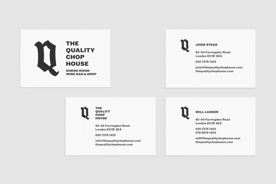 The Quality Chop House 9